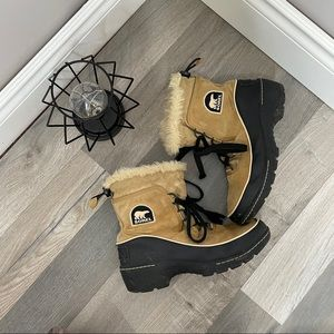 Sorel Tivioli Winter Boots